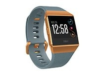 Smartwatch Fitbit Ionic Charcoal Blue-Orange