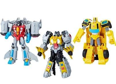 Φιγούρα Transformers Cyberverse Action Attacker 19cm (1 Τεμάχιο)