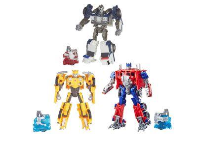 Φιγούρα Transformers MV6 Energon Igniters Nitro 7in (1 Τεμάχιο)