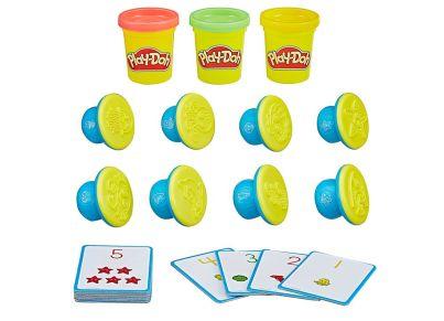 Αριθμοί & Μέτρημα Play-Doh