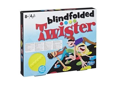 Επιτραπέζιο Twister Blindfolded