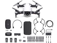 Drone DJI Mavic Air Fly More Combo με 4K Κάμερα Λευκό