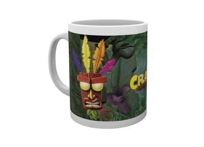 Κούπα GB Eye Crash Bandicoot Aku Aku