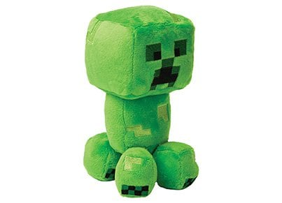 Λούτρινο Jinx Minecraft - Happy Explorer Creeper