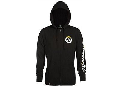 a07310bf644b Ζακέτα Φούτερ Jinx Overwatch Premium Zip Up Hoodie Μαύρο Μ gaming ...