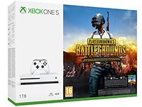 Microsoft Xbox One S White - 1TB & PlayerUnknown's Battlegrounds