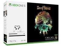 Microsoft Xbox One S White - 1TB & Sea of Thieves