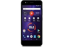MLS Flame 4G 2018 8GB Μπλε Dual Sim 4G Smartphone