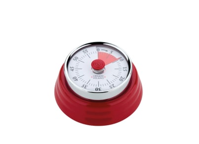 Ρολόι Κουζίνας Legami Κόκκινο