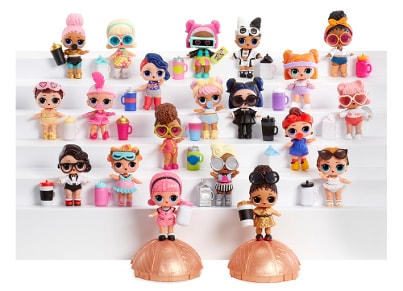 Κούκλα LOL Surprise Confetti Pop 9 S3