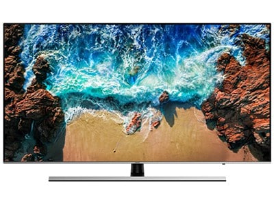 "Τηλεόραση Samsung 49"" Smart LED Ultra HD HDR UE49NU8002TXXH"