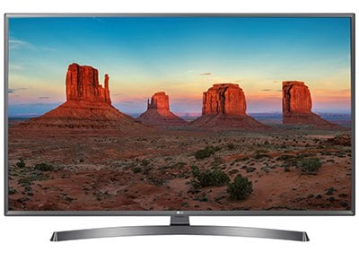 "Τηλεόραση LG 49"" Smart LED Ultra HD HDR 49UK6400PLF"
