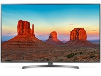 "Τηλεόραση LG 43"" Smart LED Ultra HD HDR 43UK6750PLD"