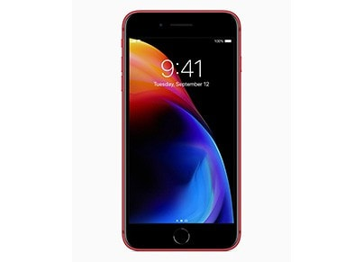 Apple iPhone 8 64GB Product (RED) 4G Smartphone
