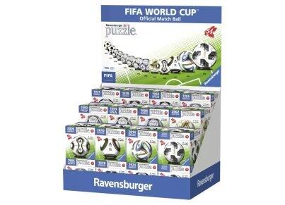 3D Παζλ FIFA World Cup 1970-2018 (1 Τεμάχιο)