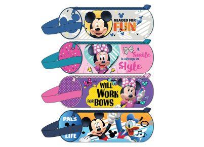 Κασετίνα Βαρελάκι Mickey Minnie (1 Τεμάχιο)