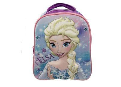 Τσάντα Πλάτης 2 Θέσεων Frozen 3D