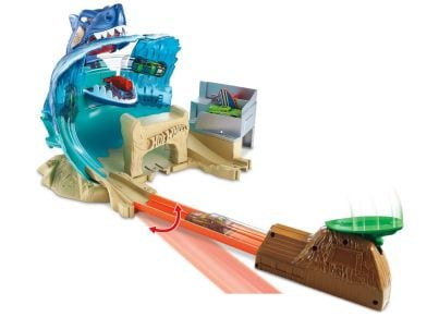 Σετ Hot Wheels Μάχη με τον Καρχαρία