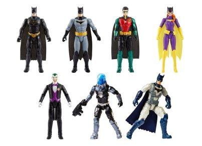 Φιγούρα Batman Knight Missions 30cm (1 Τεμάχιο)