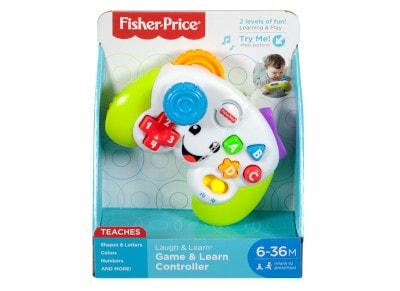 Εκπαιδευτικό Χειριστήριο Fisher Price Laugh & Learn