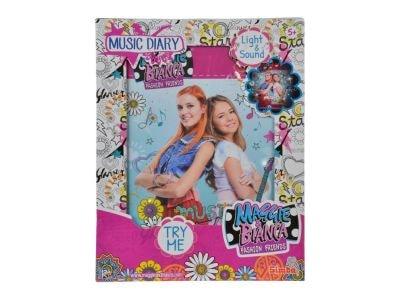 Μουσικό Ημερολόγιο Maggie & Bianca