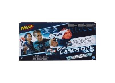 Εκτοξευτής Nerf Laser Ops Pro Alphapoint (2 Τεμάχια)