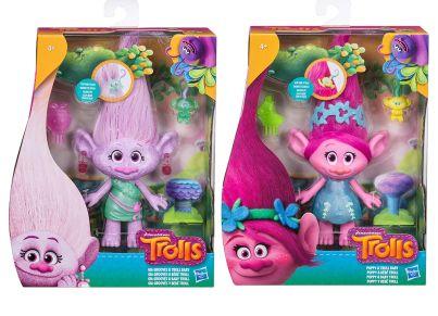 Φιγούρα Trolls Medium Doll Hairplay (1 Τεμάχιο)