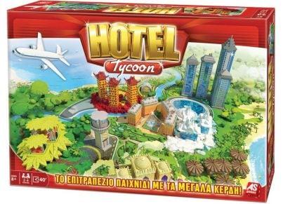 Επιτραπέζιο Hotel-New Edition