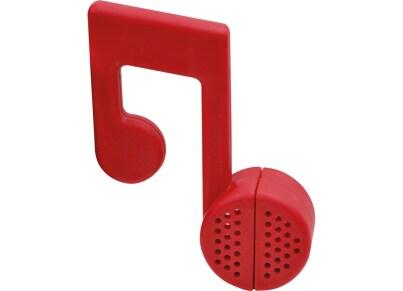 Φίλτρο Τσαγιού Legami Music Note Κόκκινο