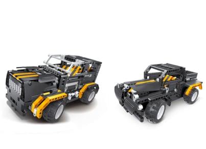 Σετ Κατασκευής SUV Car & Pick Up Truck 2σε1 ( 509 κομμάτια)