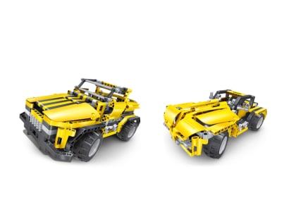 Σετ Κατασκευής SUV Car & Roadster 2σε1 ( 426 κομμάτια)