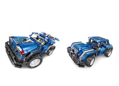 Σετ Κατασκευής Sports Car & Saloon Car 2σε1 ( 443 κομμάτια)