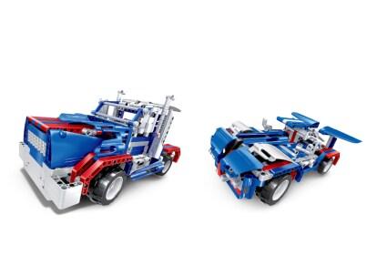 Σετ Κατασκευής Truck & Sportscar  2σε1 ( 455 κομμάτια)