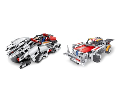 Σετ Κατασκευής 2 Kinds Of Sportscars 2σε1 ( 326 κομμάτια)