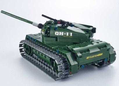 Συναρμολογούμενο R/C Tank 2.4G 4CH