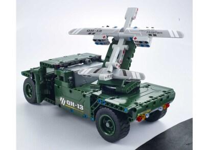 Σετ Κατασκευής UAV Carrier 2.4H 4GH ( 506 κομμάτια)