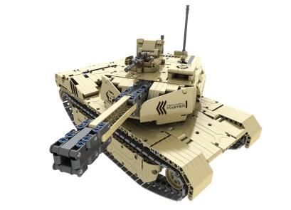 Σετ Κατασκευής Tank 2.4 8CH  ( 1276 κομμάτια)