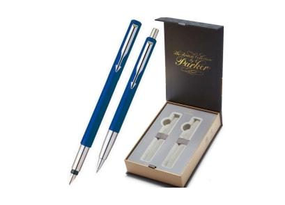 Σετ Στυλό Διαρκείας & Πένα Parker Jotter Μπλε