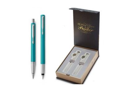 Σετ Στυλό Διαρκείας & Πένα Parker Jotter Γαλάζιο