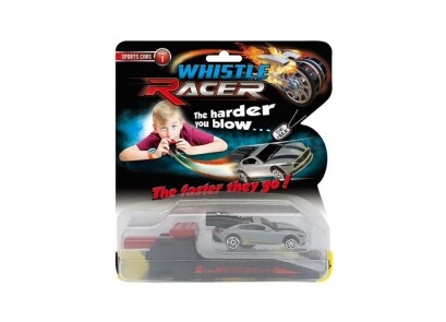 Whistle Car  & Car Launcher (1 Τεμάχιο)