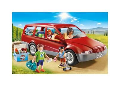 PLAYMOBIL 9421 Οικογενειακό Πολυχρηστικό Όχημα