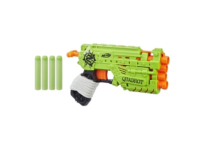 Εκτοξευτής NERF Zombie Strike Quadrot
