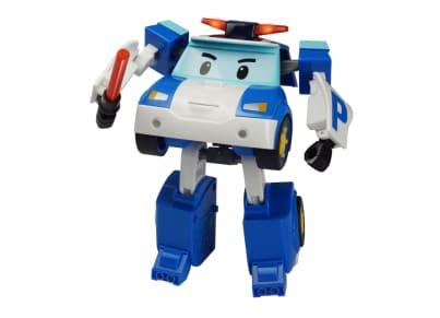 Robocar Poli Μετατρέψιμο Ρομπότ Με Φως Poli