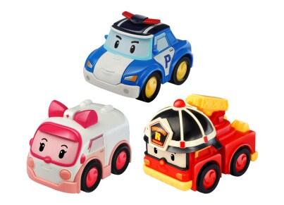 Robocar Poli Αυτοκινητάκι Speedy Racer (1 Τεμάχιο)