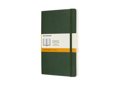 Σημειωματάριο Moleskine Ruled Large Πράσινο