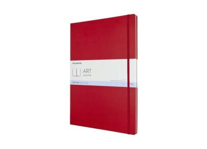 Σημειωματάριο Moleskine Sketch Book Κόκκινο A3
