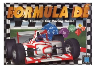 Επιτραπέζιο Formula D