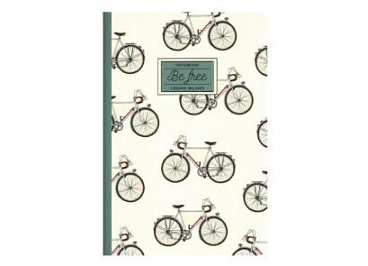 Σημειωματάριο Legami Quaderno Bike A5