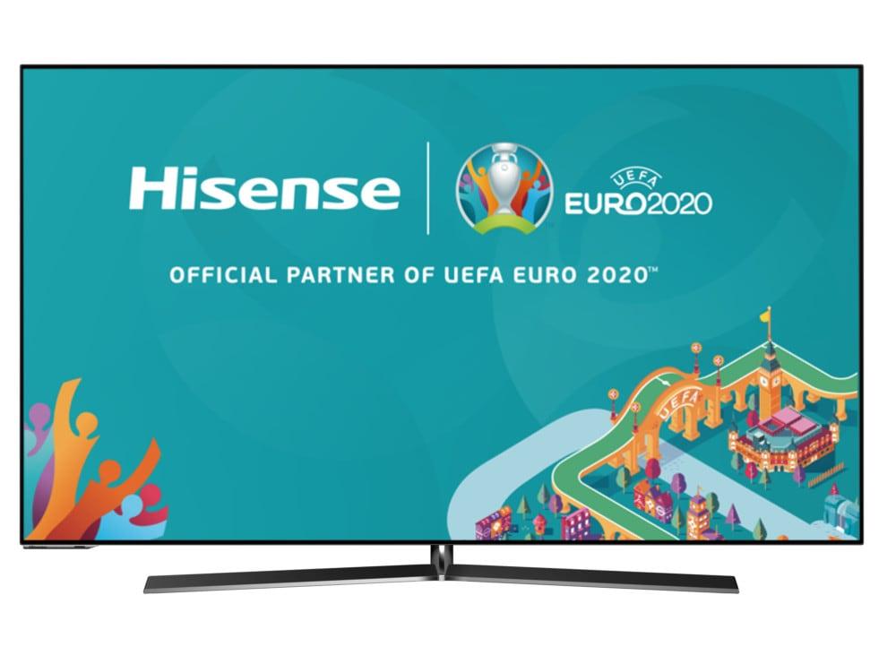 """Τηλεόραση Hisense 55"""" Smart OLED Ultra HD HDR H55O8B"""