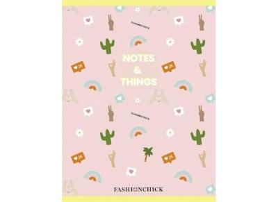 Τετράδιο Stationery Team A4 - Fashion Chick